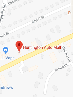 Driving directions to Huntington Auto Mall East Inc.