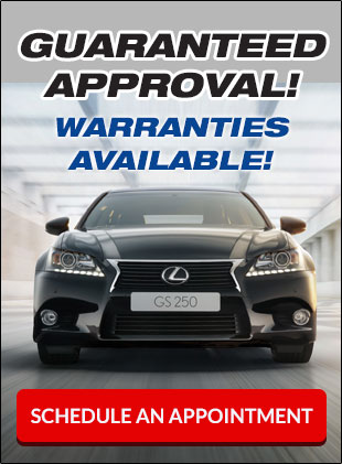 Schedule an appointment at White Glove Auto Leasing Inc